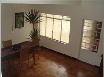 EasyQuarto BR - Lindo quarto, peq parque em frente, Metro 200m - Vila Mariana, São Paulo capital - R$ 1.300 Por mês