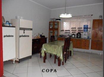 EasyQuarto BR - quarto /suite ( republica estudantes/trabalhadores - São José do Rio Preto, São José do Rio Preto - R$ 300 Por mês
