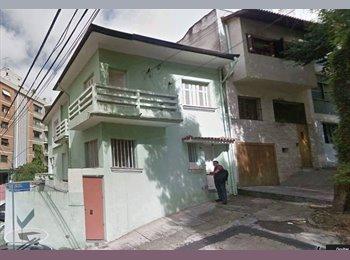 Quarto individual a 4 quadras da Paulista