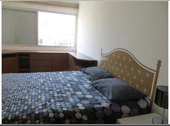 EasyQuarto BR - Ensuite room overlooking alphaville - Outros Bairros, São Paulo capital - R$ 1.995 Por mês