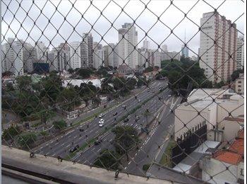 ALUGO VAGAS P/ MOÇAS (METRÔ PARAÍSO)