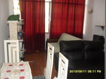 EasyQuarto BR - QUARTO SINTA-SE EM CASA - Vila Isabel, Rio de Janeiro (Capital) - R$ 650 Por mês