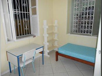 EasyQuarto BR - Alugo uma suite mobiliada  para   moças estudantes  no Meier, Rio de Janeiro (Capital) - R$ 700 Por mês
