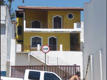 EasyQuarto BR - quarto individual ou duplo ambiente familiar serio - São José dos Campos, São José dos Campos - R$ 400 Por mês