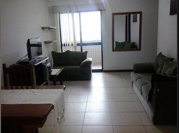 EasyQuarto BR - DIVIDO APT. EM CABO FRIO - 1 QUARTO DISPONÍVEL - Centro, Região dos Lagos - R$ 650 Por mês