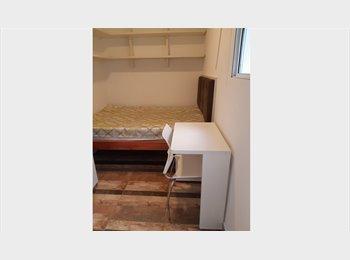 EasyQuarto BR - Vaga em quarto compartilhado - Moema, São Paulo capital - R$ 900 Por mês