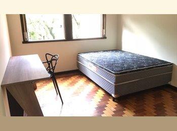 EasyQuarto BR - Quarto Mobiliado - Centro, Porto Alegre - R$ 780 Por mês