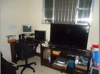 EasyQuarto BR - Republica MASCULINA - Centro, Niterói - R$ 460 Por mês