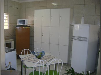 EasyQuarto BR - Alugo casa em Sorocaba para Estudantes ou Trabalhadores - Sorocaba, Sorocaba - R$ 0 Por mês
