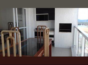 EasyQuarto BR - Alugo qrto ponta da Praia - Santos, RM Baixada Santista - R$ 3.000 Por mês