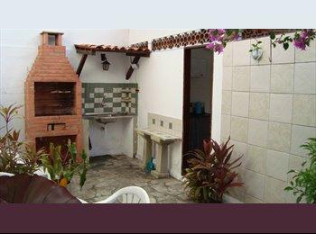 EasyQuarto BR - Mini apartamento em Manaira, 100mt. do mar - Outros, João Pessoa - R$ 850 Por mês