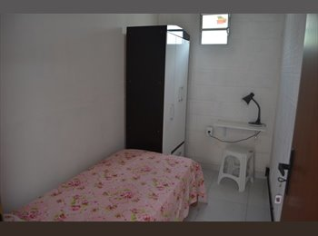 EasyQuarto BR - República Feminina Recife-PE (próx. UFPE) - Recife, Recife - R$ 450 Por mês