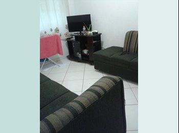 EasyQuarto BR - Alugo quarto para dividir - Santos, RM Baixada Santista - R$ 520 Por mês