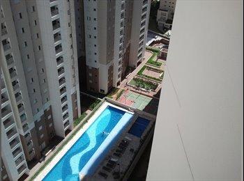 EasyQuarto BR - Quartos Para MULHERES em Apartamento em Barueri - Barueri, RM - Grande São Paulo - R$ 600 Por mês
