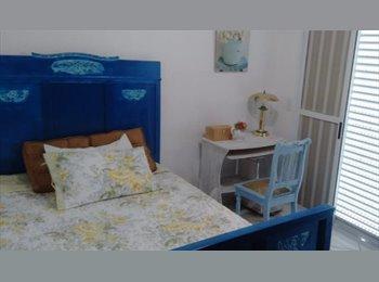 EasyQuarto BR - Alugo Quarto para Moça - Santo André, RM - Grande São Paulo - R$ 800 Por mês