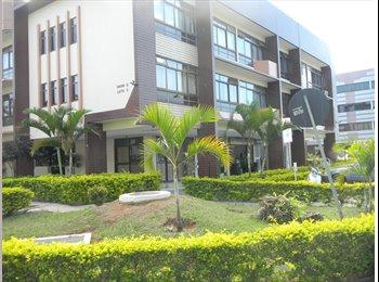 EasyQuarto BR - kit sudoeste temporada tropical - Setor Sudoeste, Brasília - R$ 1.460 Por mês