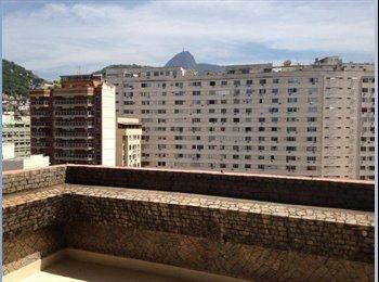 EasyQuarto BR - QUARTO EM APARTAMENTO DE ALTO NÍVEL - Copacabana, Rio de Janeiro (Capital) - R$ 1.800 Por mês