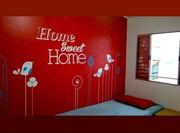 EasyQuarto BR - Suites individuais - Permite visitas - Butantã, São Paulo capital - R$ 1.100 Por mês