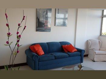 EasyQuarto BR - Big room , ensuit : Great location in BARRA - Cidade Alta, Salvador - R$ 900 Por mês