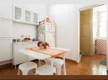 EasyQuarto BR - Maria Silva - Laranjeiras, Rio de Janeiro (Capital) - R$ 1.450 Por mês