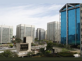 EasyQuarto BR - Alugo quarto a 2 min do metro Conceicao - Jabaquara, São Paulo capital - R$ 950 Por mês