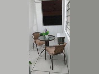 EasyQuarto BR - Dividir apto na Rua XV de Novembro Centro - Vaga feminina, Vale do Itajaí - Blumenau - R$ 850 Por mês