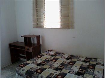 EasyQuarto BR -  Suite 15 m2, banheiroa privativo, V mariana, V Clementino,  mobiliada,  cama casal para 1 pessoa, p - Vila Mariana, São Paulo capital - R$ 599 Por mês