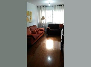 EasyQuarto BR - alugo quarto em moema - Moema, São Paulo capital - R$ 1.200 Por mês