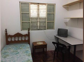 EasyQuarto BR - Quarto Individual Zona Sul SJCAMPOS - São José dos Campos, São José dos Campos - R$ 300 Por mês