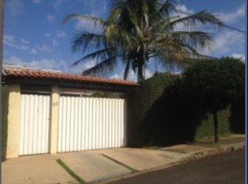 EasyQuarto BR - Pousada estudantil Vale do Rubi - Londrina, Londrina - R$ 500 Por mês