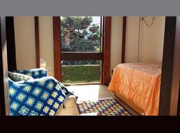 EasyQuarto BR - Suite em residencia na Barra da Tijuca, Rio de Janeiro - R$ 900 Por mês