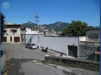 EasyQuarto BR - Quartos p/ moças  Santa Teresa:, varanda, piscina, Santa Teresa - R$ 600 Por mês
