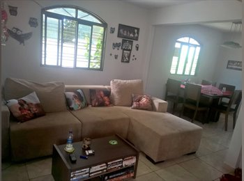 EasyQuarto BR - Quarto em casa no St Parque Amazônia, Goiânia - R$ 500 Por mês