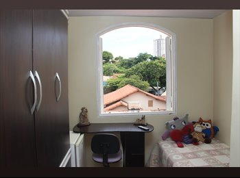 EasyQuarto BR - Suite individual mobiliada entrada imediata - Castelo, Belo Horizonte - R$ 650 Por mês