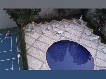 Quarto individual!Wifi,Pool,quadra poliesport