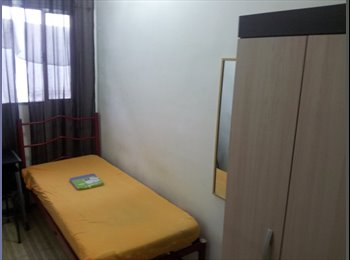 Quartos individuais e suite ao lado do  ITA,INPE.