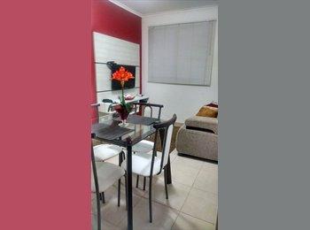EasyQuarto BR - Alugo quarto para mulher que estuda ou trabalha. - Ribeirão Preto, Ribeirão Preto - R$ 500 Por mês