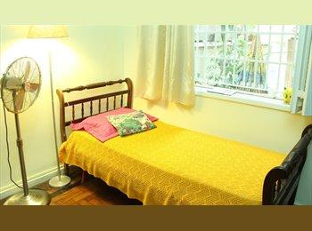 EasyQuarto BR - quarto para estudantes - Bairro de Fátima, Rio de Janeiro (Capital) - R$ 1.000 Por mês