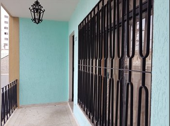 EasyQuarto BR - Alugo quartos em minha casa, São Paulo capital - R$ 550 Por mês