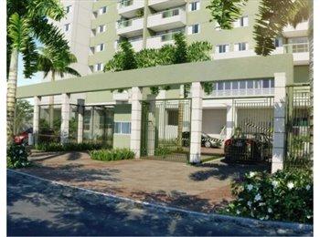 EasyQuarto BR - Ótimo quarto na Barra! - Barra da Tijuca, Rio de Janeiro (Capital) - R$ 1.500 Por mês