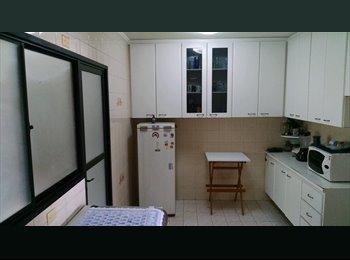 Vaga em apartamento no bairro da Saúde!
