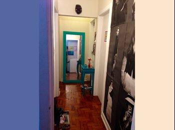 Vaga de apartamento no Itaim Bibi já disponível pra mudança...