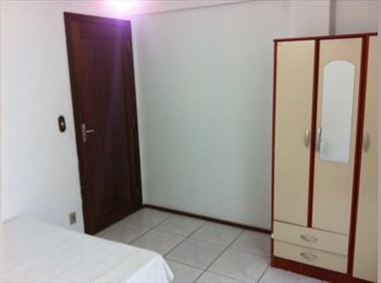EasyQuarto BR - QUARTO ALUGAR - Blumenau, Vale do Itajaí - Blumenau - R$ 500 Por mês