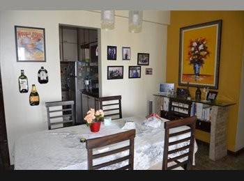 EasyQuarto BR - Quarto mobiliado dentro de ótimo apartamento - Sacramenta, Belém - R$ 800 Por mês