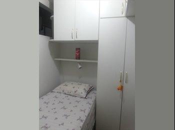 EasyQuarto BR - Excelente quarto próx a Quinta Boa Vista /Maracanã - São Cristovão, Rio de Janeiro (Capital) - R$ 900 Por mês