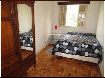 EasyQuarto BR - Large Double Room En-suite in Jardins. - Jardim Paulista, São Paulo capital - R$ 2.260 Por mês