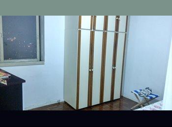 EasyQuarto BR - Alugo Quarto - Grajaú, Rio de Janeiro (Capital) - R$ 800 Por mês