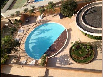 EasyQuarto BR - ALUGO QUARTO MOBILIADO EM EXCELENTE LOCALIZACAO - Centro, Cuiabá - R$ 750 Por mês