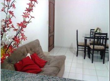 EasyQuarto BR - Quarto em Apartamento Mobiliado - Cohama - São Luís, São Luís e RM de São Luís - R$ 506 Por mês