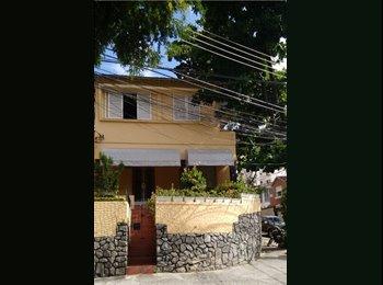 EasyQuarto BR - Quarto Individual Zona Norte RJ - Grajaú, Rio de Janeiro (Capital) - R$ 1.150 Por mês